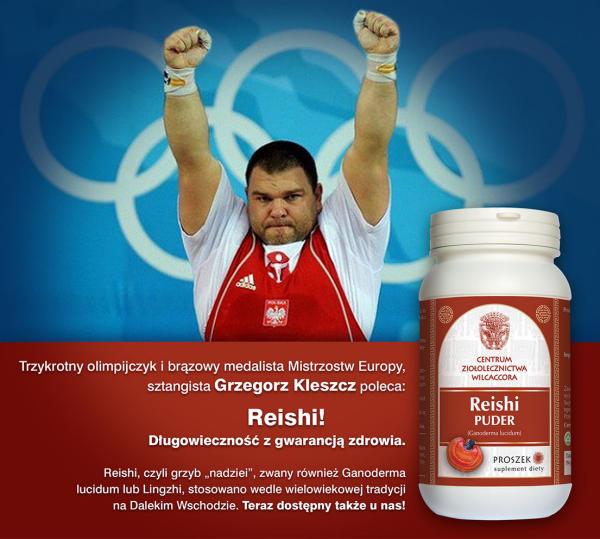 Grzegorz Kleszcz Reishi